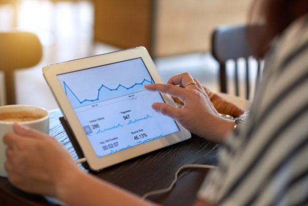 Analyzing business graph