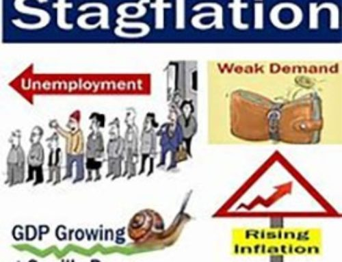 From contraction to stagflation